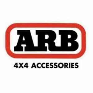 Arb 3413190 Front Deluxe Bull Bar Winch Mount Bumper For Toyota Land Cruiser New