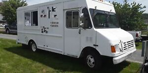 25 Chevrolet P 30 Step Van Mobile Kitchen Food Truck For Sale In Maryland