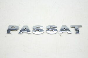 1998 1999 2000 2001 2002 2003 2004 2005 Vw Passat B5 Rear Emblem Badge