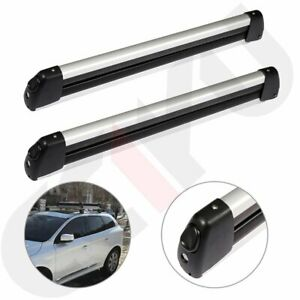 Ski Carriers Mount For 2 Snowboard Or 4 Skis Top Roof Rack Unliversal Roof Rack