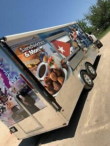 Fully Loaded 2018 8 5 X 22 Mobile Kitchen Food Concession Trailer For Sale I