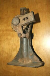 Vintage Antique Car Truck Jack Model Sj 670