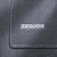 2004 2005 2006 2007 Toyota Sequoia Carpet Floor Mats Gray Oem Pt206 0c050 11