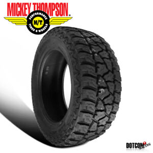 1 X New Mickey Thompson Baja Atz P3 Lt285 70r17 All terrain Smooth Tire