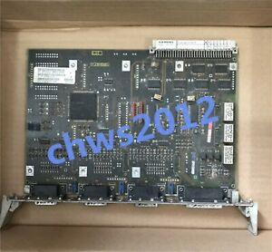 1pc Siemens 840c System 6fc5111 0ba01 0aa0 6fc5 111 0ba01 0aa0 In Good Condition