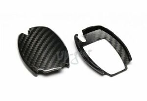 For Mercedes Benz W203 W210 W211 Real Carbon Fiber Remote Key Shell Cover Case