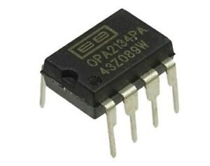 Opa2134pa Operational Amplifier Op Amp Integrated Circuit Ic Bb Dip 8 Free Ship