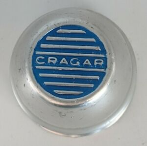 Cragar Aluminum Center Cap 3 7 8