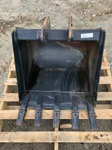 New 24 Woods Gannon 37924 24 Backhoe Bucket