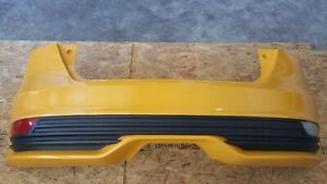 2015 2016 2017 2018 Ford Focus St Oem Rear Bumper Cover Single Exit Exhaust