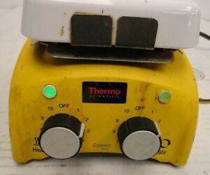 Thermo Scientific Sp194715 Stirring Hot Plate 2d2 31 jk