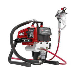 Titan Impact 440 Skid S805 00e Disinfectant Sprayer Disinfecting Equipment