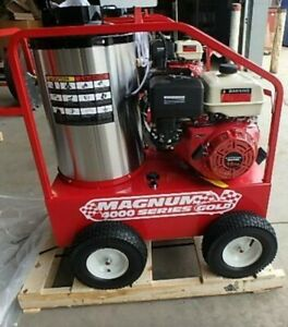 2020 Easy kleen Magnum 4000 Series Hot Water Pressure Washer Diesel Burner New