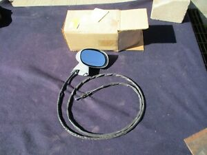 Nos 1981 Oldsmobile A47 Right Remote Sport Bullet Mirror