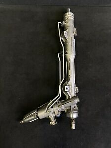 08 13 Bmw E90 E92 E93 M3 Power Steering Rack And Pinion Original Zf 228363503