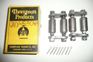 40 41 Ford 1 Ton Truck Spring Shackle Kit Nors Gp Jeep Pygmy 1940 1941 122