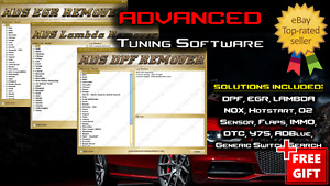 Dpf Egr Lambda Solution Software With Extras