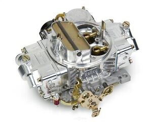 New Holley Carburetor 0 80508sa 750 Cfm Vacuum Secondary Electric Choke Polished