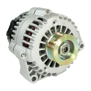 New Alternator For 4 8l 5 3l Chevy Tahoe 00 01 02 2000 2001 2002 Adr0215