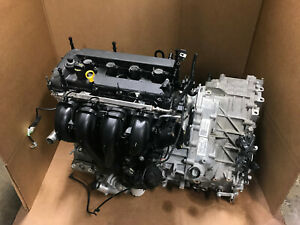 2017 Ford Fusion Engine 2 0l Hybrid Genuine Oem Only 479 Miles no Transmission