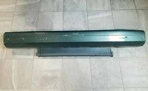 1997 2001 Jeep Cherokee Xj Front Bumper Oem With Lower Air Dam