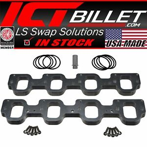 Gen 5 Lt1 Cylinder Head To Lt4 Supercharger Adapter Plates Lt1 Intake Spacers