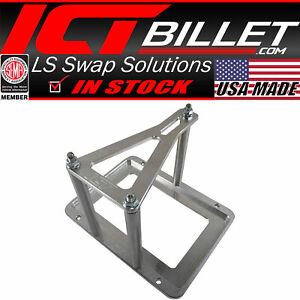 Universal Billet Battery Tray Hold Down Relocation Box
