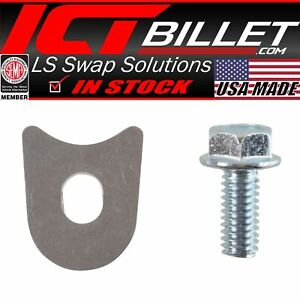 Billet Sbf Distributor Hold Down Clamp