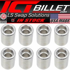 Ls Injector Weld Bungs Ls1 1 1 Length For Custom Intake Manifold Fuel Rail