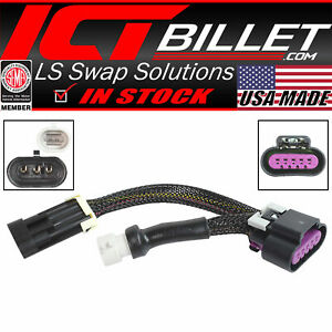 Wire Breakout Harness LS1 Gen 3 3-wire MAF to 5-wire LS3 Card Mass Air Sensor $29.99