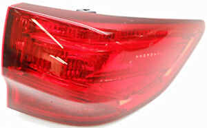 Oem Acura Mdx Right Passenger Side Quarter Panel Tail Lamp 33500 Tz5 A02