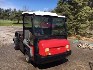 2016 Toro Workman Hdx Gas 2x4 Utility Vehicle