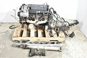 1995 Corvette C4 Lt1 Engine 5 7 With Automatic Transmission Drop Out 133k Aa6583