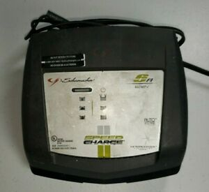 Schumacher Xc6 Battery Charger 6v 12v Fully Automatic 6amp