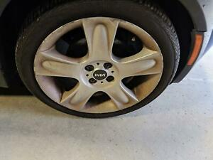 2004 2005 2006 2007 2008 2009 Mini Cooper Alloy Wheel 17x7 tire Not Included