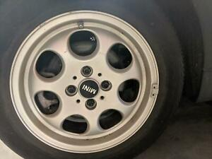 2002 2013 Mini Cooper Alloy Wheel 15x5 1 2 tire Not Included