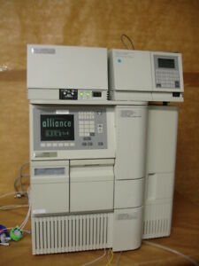 Waters 2695 Alliance Separations Module 2487 Uv 2996 Dad Detector Hplc 13105