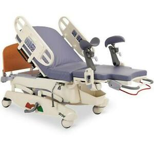 Stryker Ld304 Labor Birthing Beds Electric For Sale Refurbished Patient Ready