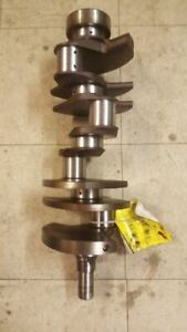03 04 Ford Mustang 4 6l Mach 1 Crankshaft Cast Cs05a 0 10 Over
