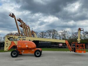 2014 Factory Reconditioned Jlg 800a Boom Lift Boomlift Articulating Genie Diesel