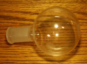 250ml Pyrex Round Flask With 24 40 Ground Glass Joint