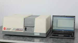 Beckman Coulter Du 800 Uv vis Spectrophotometer W Pc Software