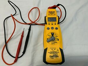 Fieldpiece Hs33 Expandable Manual Ranging Stick Multimeter For Hvac r