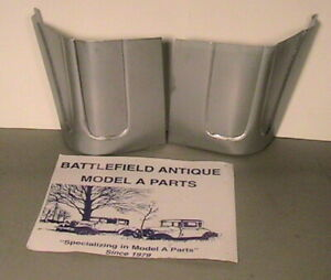 1930 1931 Model A Ford Coupe And Roadster Rear Corner Steel Patch Panels