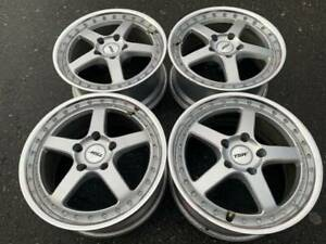 Nice Set Of 17x8 Tsw Rims 5x120mm Et35 Bmw Fitment E36 E46 E90 Excellent Cond