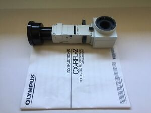 Olympus Cx rfl Reflected Light Fluorescence Attachment For Microscope