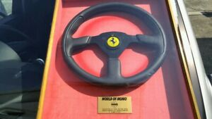 Ferrari F50 Steering Wheel With Horn Button Oem Original