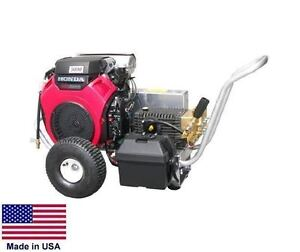 Pressure Washer Portable Cold Water 8 Gpm 3500 Psi 24 Hp Honda Ar