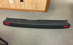 15 18 Ford Transit Pass Van 150 250 350 Med High Roof Rear Bumper Cover Top Pad