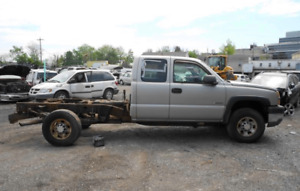 2004 2010 Chevy Silverado Sierra 2500 3500 Rear Axle Assembly 4 10 Ratio 138k